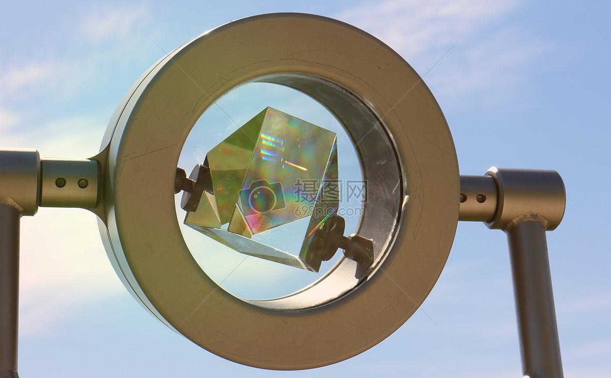 led音乐频谱灯电路板背面图