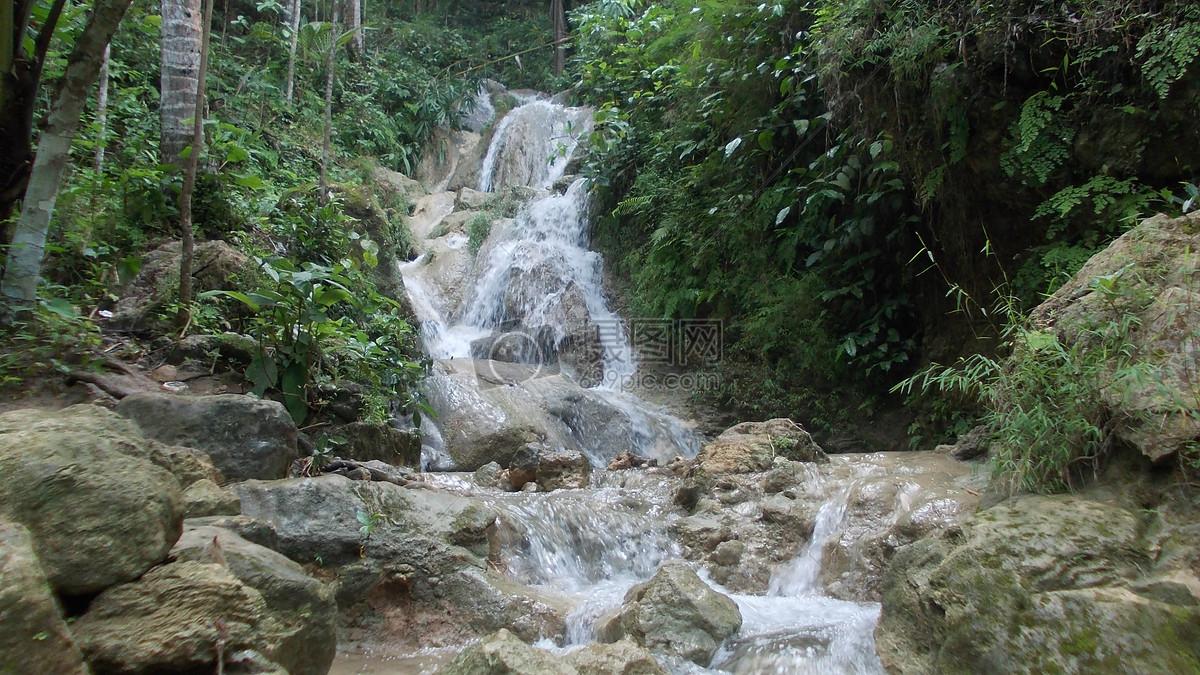 壁纸 风景 旅游 瀑布 山水 桌面 1200_675