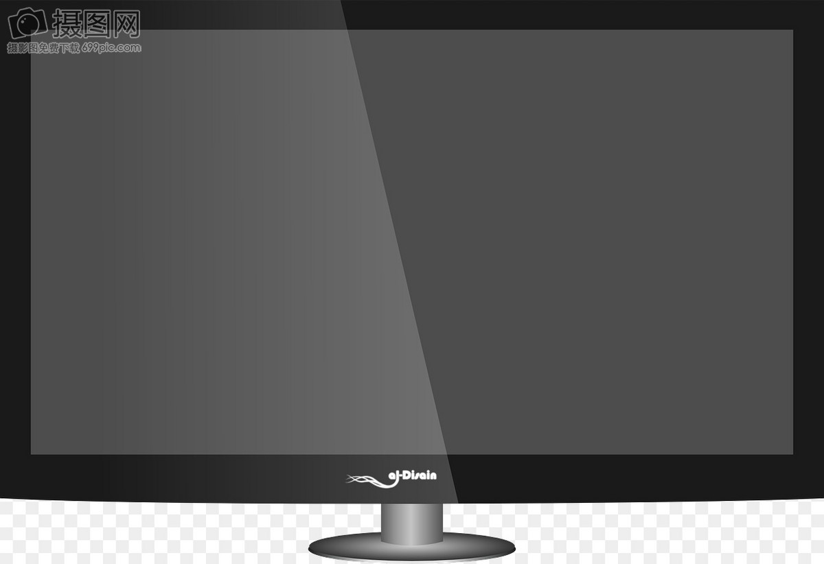 电视机屏幕