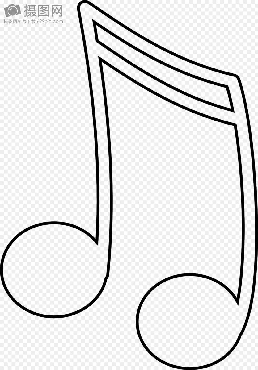 五线谱音符