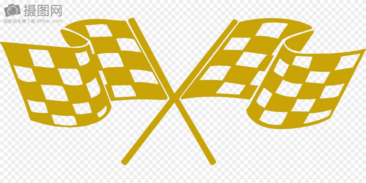 小旗帜logo矢量