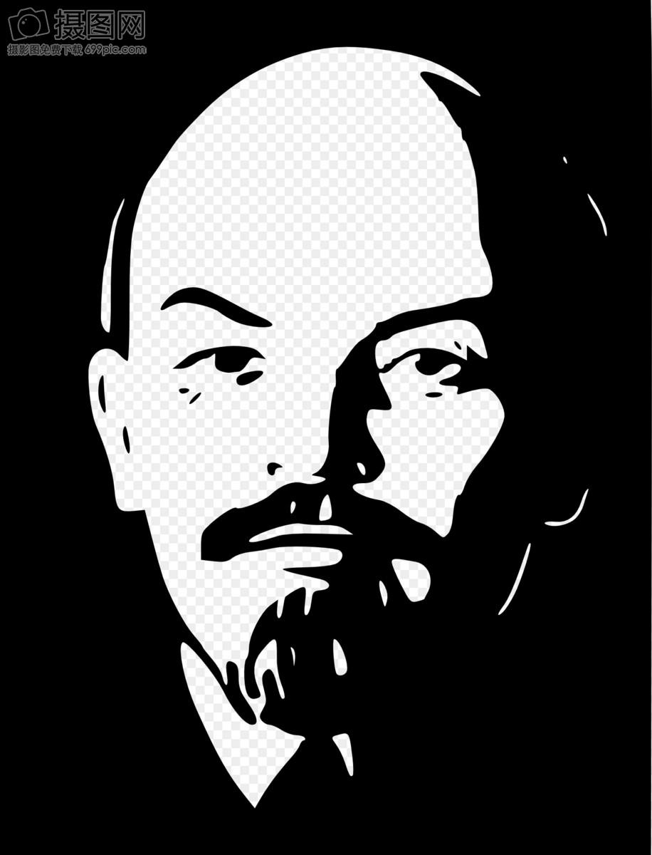 列宁, 列宁主义的,图片素材_免费下载_svg图片格式
