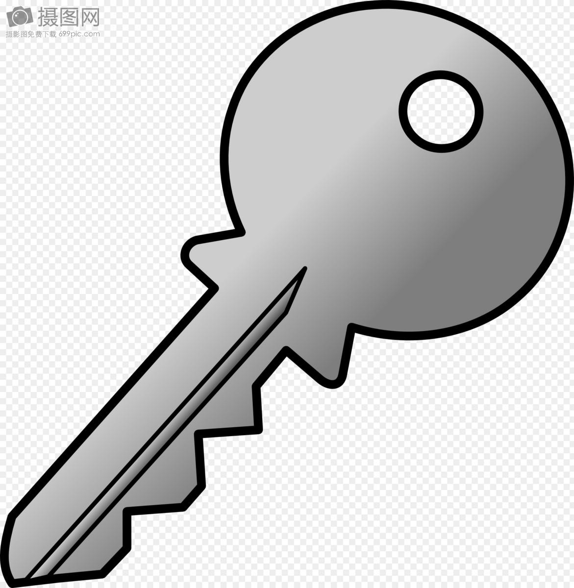 灰色钥匙摄影图片照片免费下载,正版图片编号985800