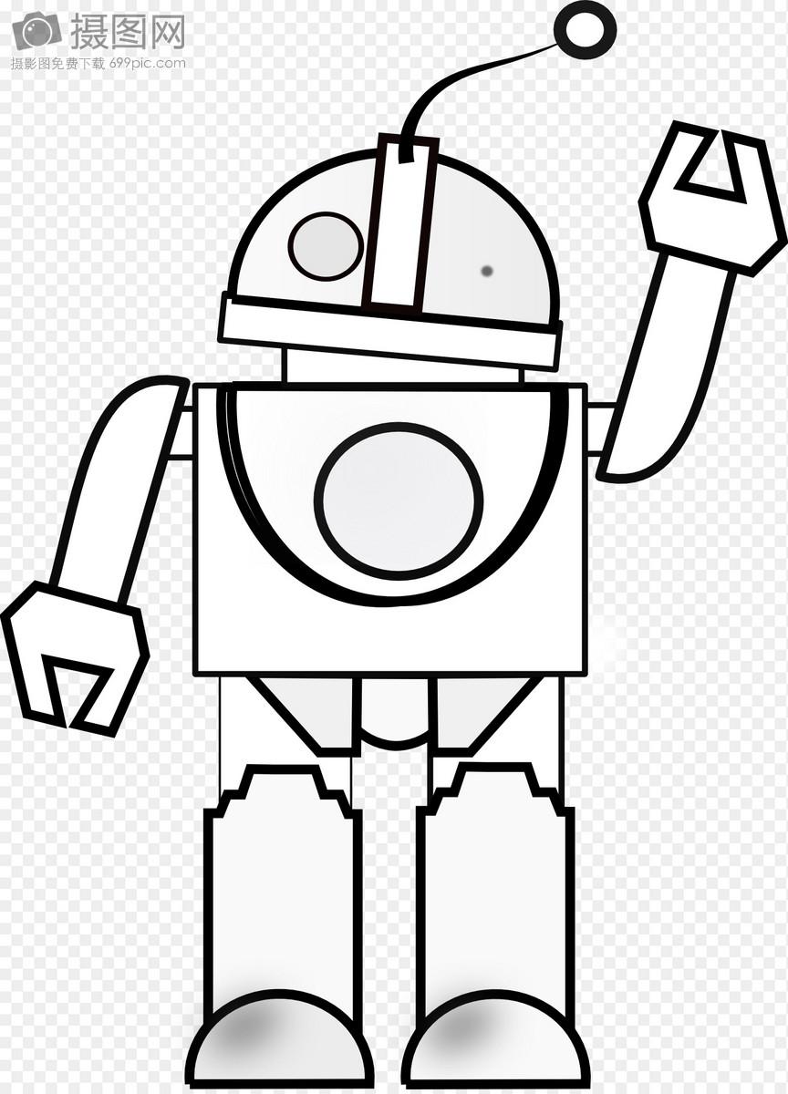 机器人图片素材_免费下载_svg图片格式_高清图片_摄