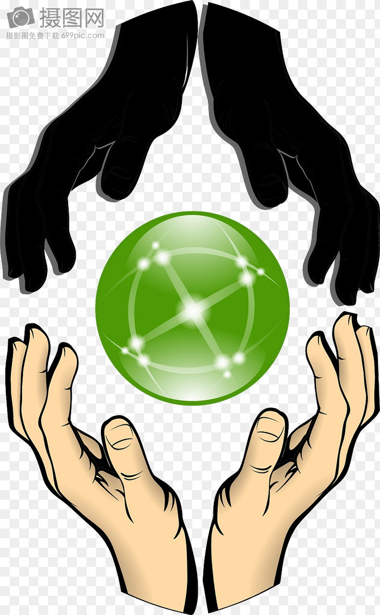 标签: 和平团结自由手人保护捐赠环境地球绿色地球双手