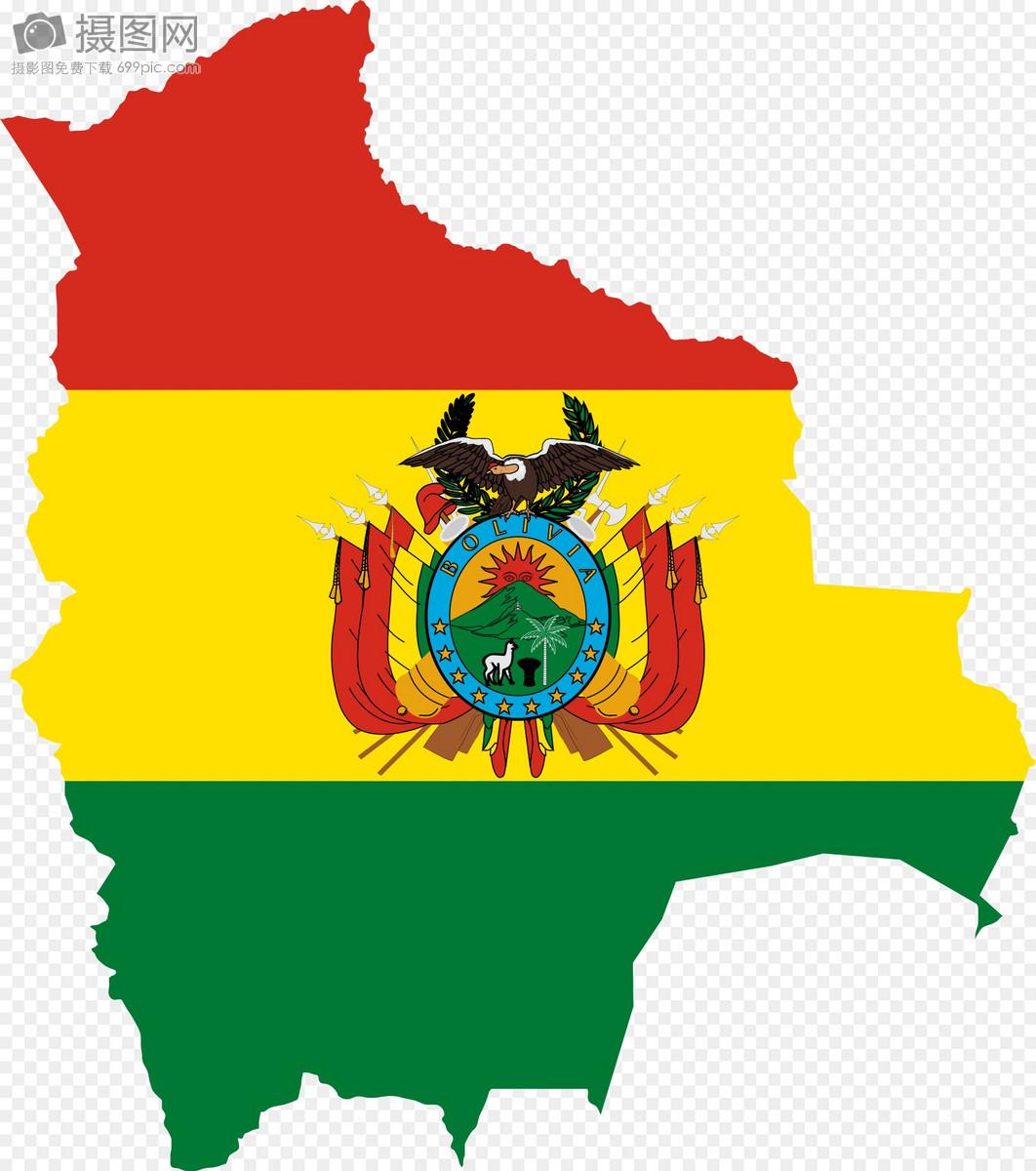 标签: 国家国旗地图自然彩色板块玻利维亚地图图片玻利维亚地图图片