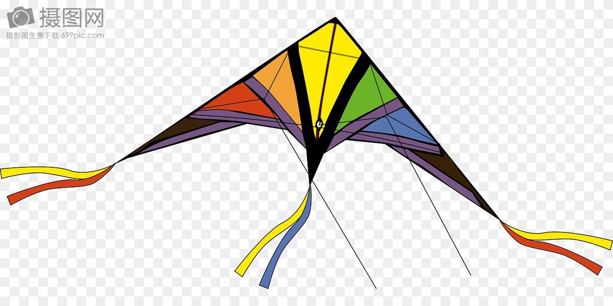 创意风筝设计图教案