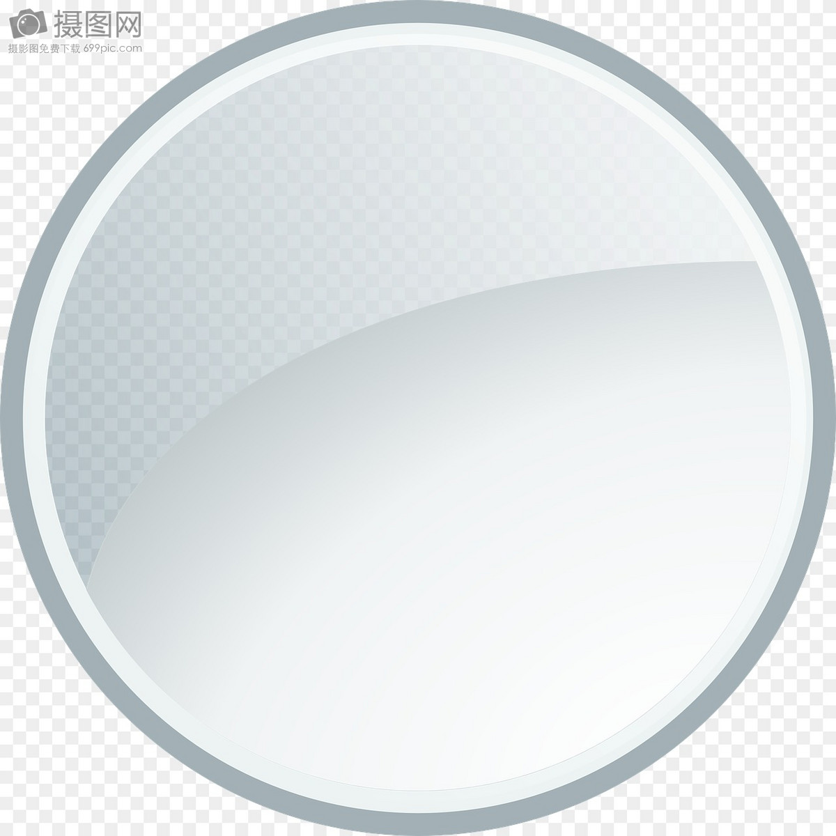 圆形玻璃图片