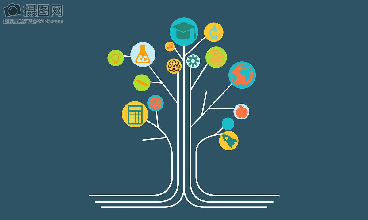 教育成长树图片素材_免费下载_psd图片格式_vrf高清