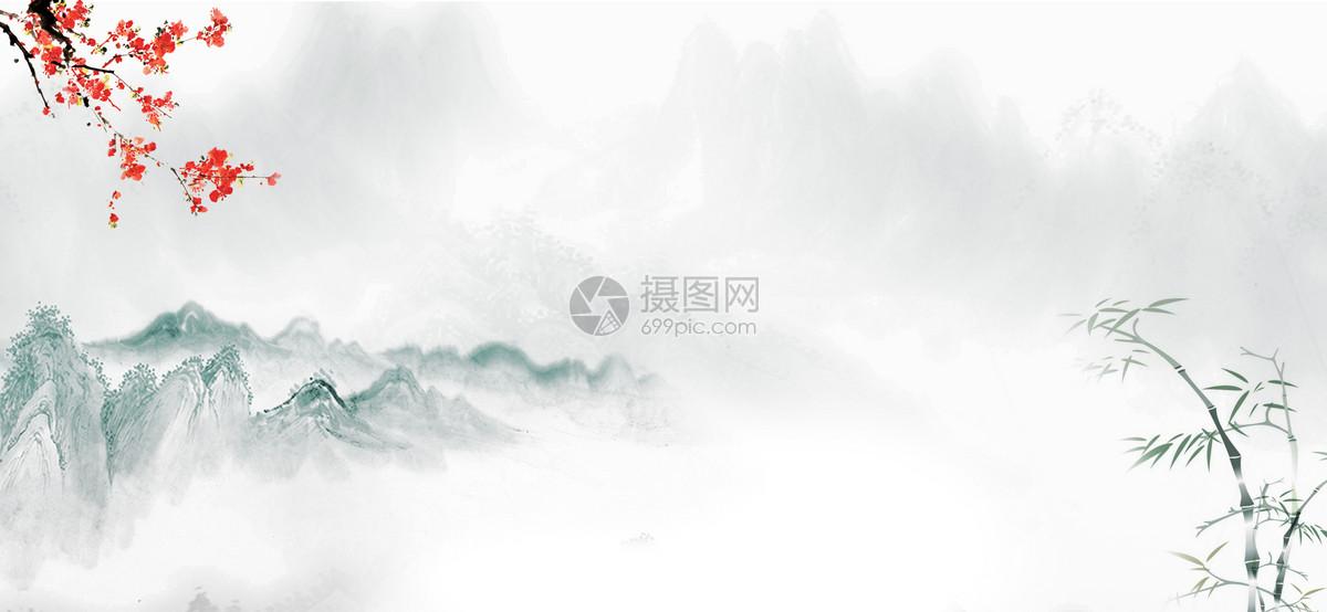 图片 创意合成 教育文化 中国风唯美背景psd  分享: qq好友 微信朋友