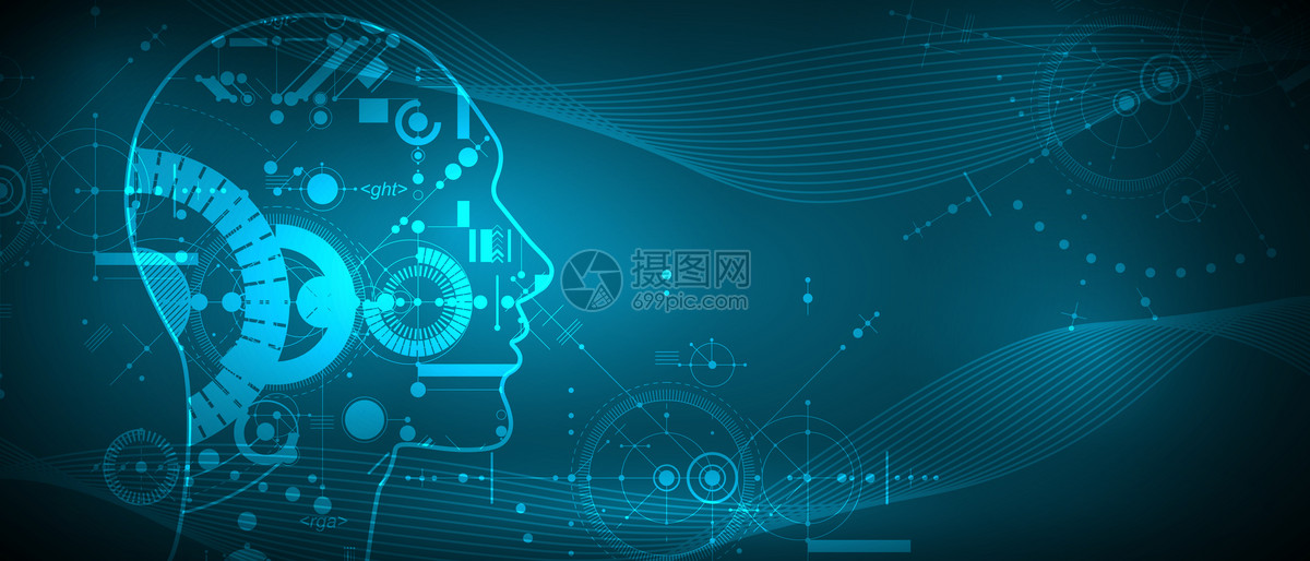 背景素材png格式内容背景素材png格式图片  矢量人工智能机械科技背景