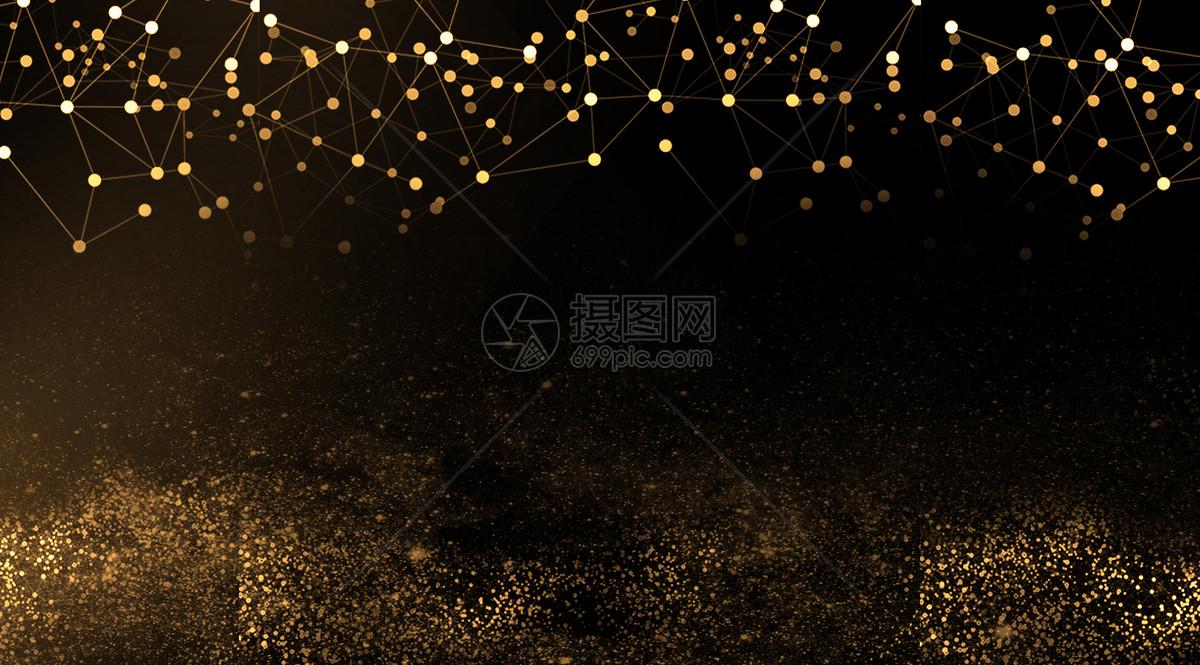 科技黑金背景图片素材_免费下载_psd图片格式_vrf高清图片400082388