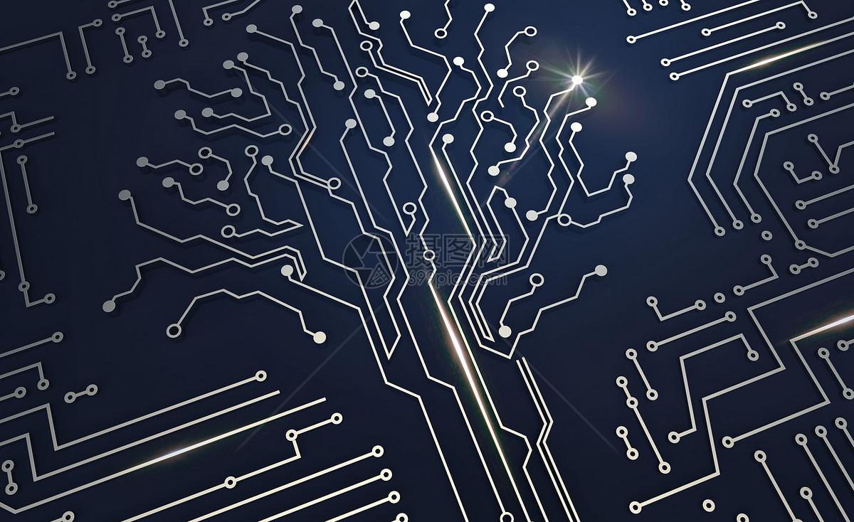 科技电路板树
