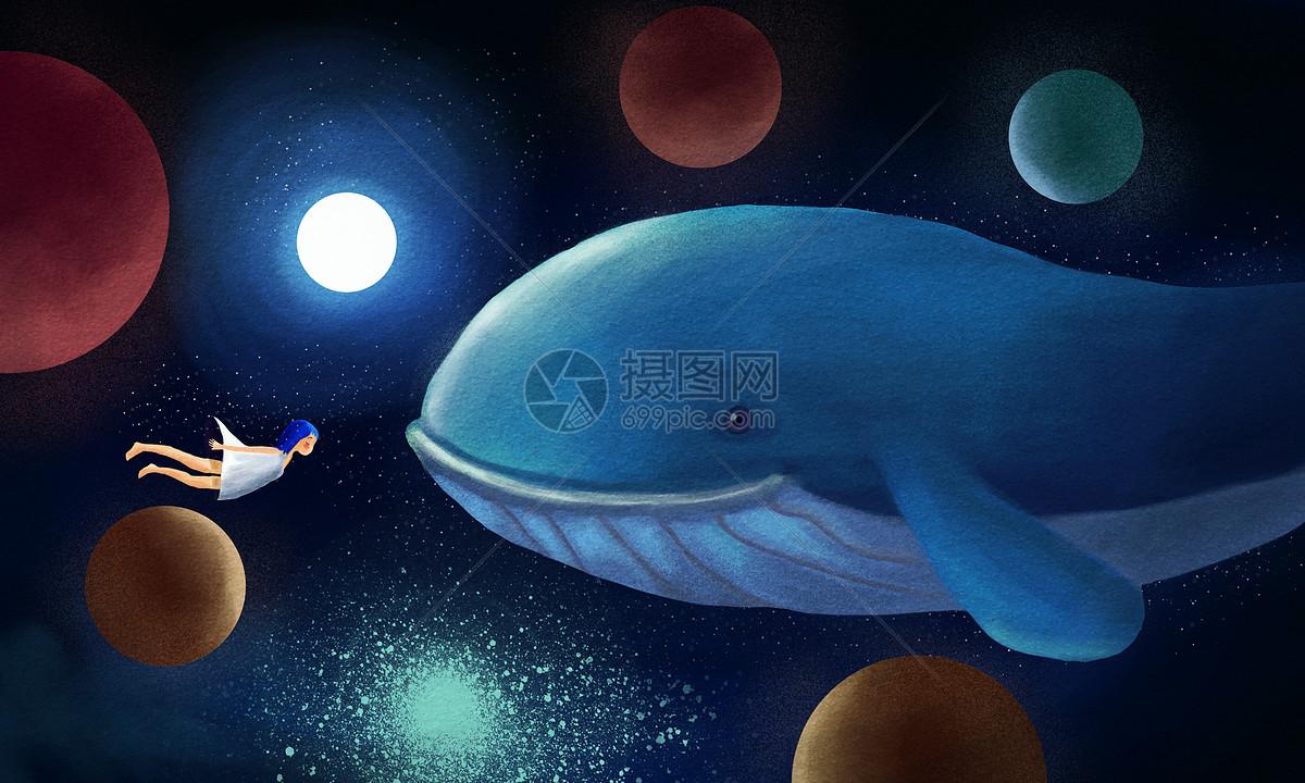 星空系动物图片