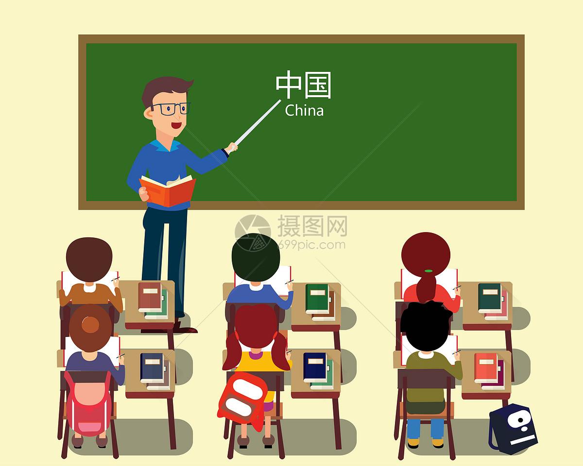 上课师生问好歌简谱