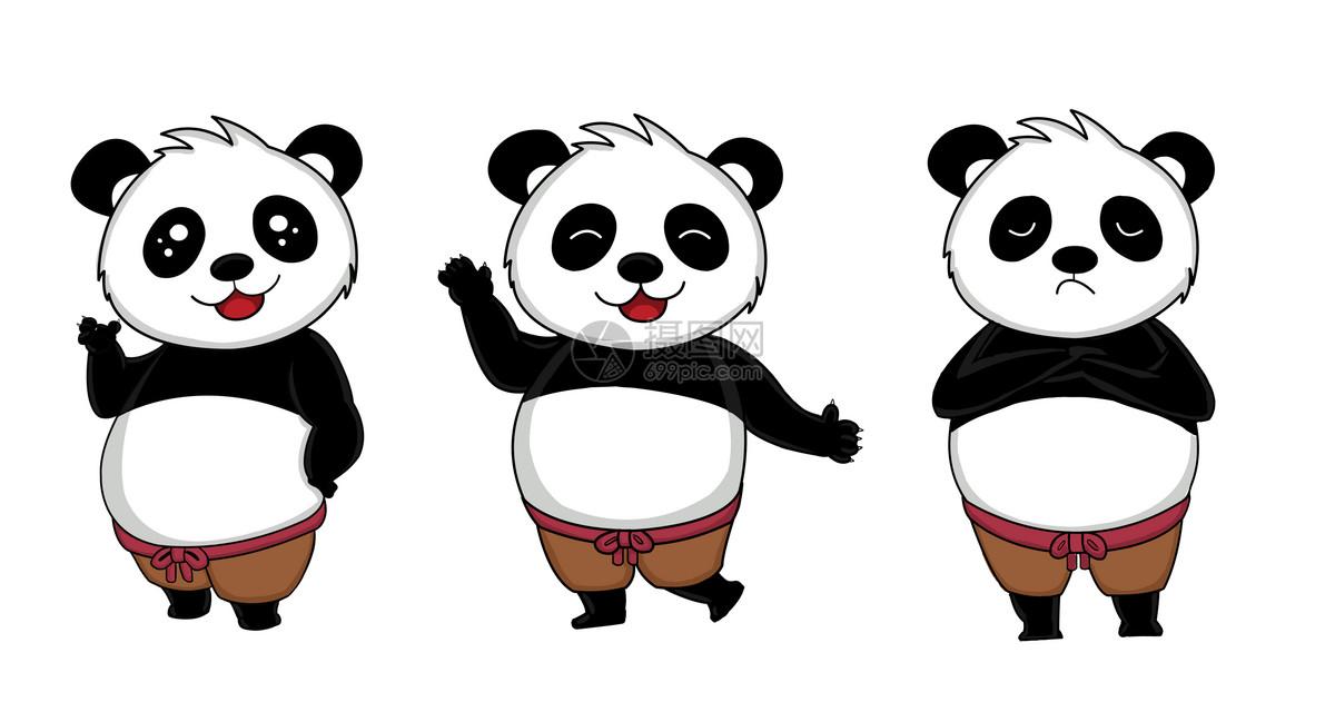 新浪微博  花瓣 举报 标签: 动物卡通卡通动物形象可爱大熊猫手绘熊猫