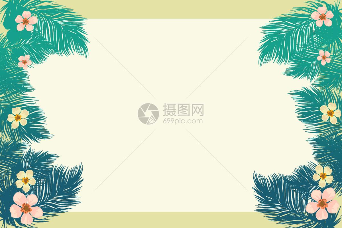 摄图网 创意合成 节日假日 小清新背景.psd