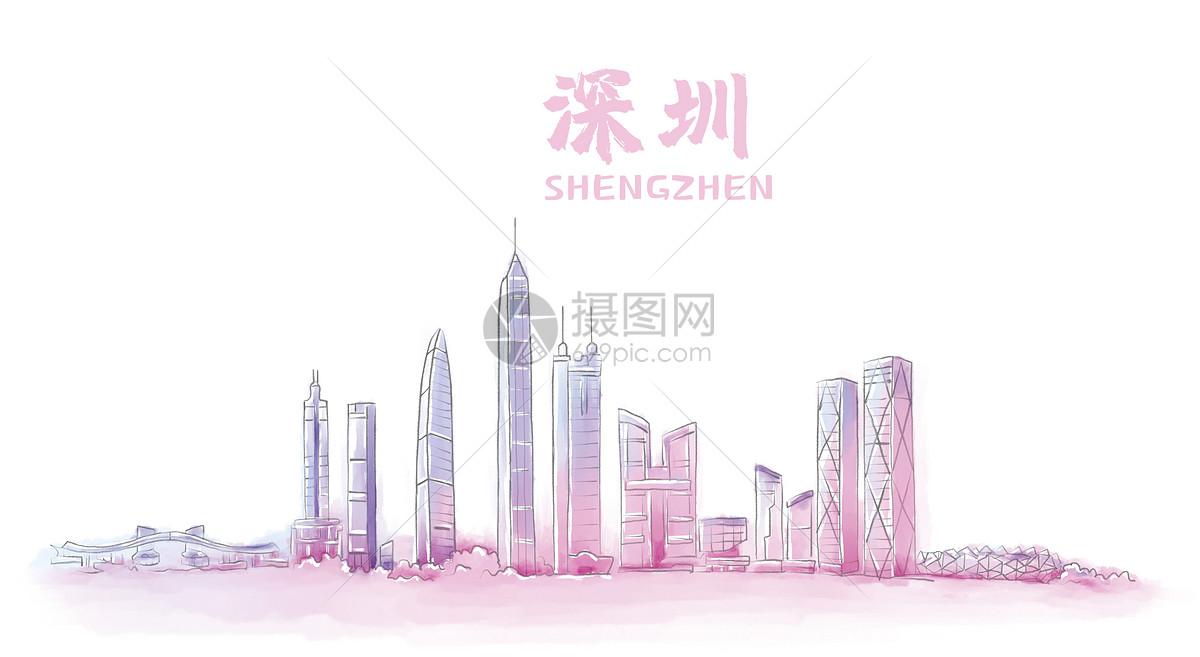 深圳地标建筑