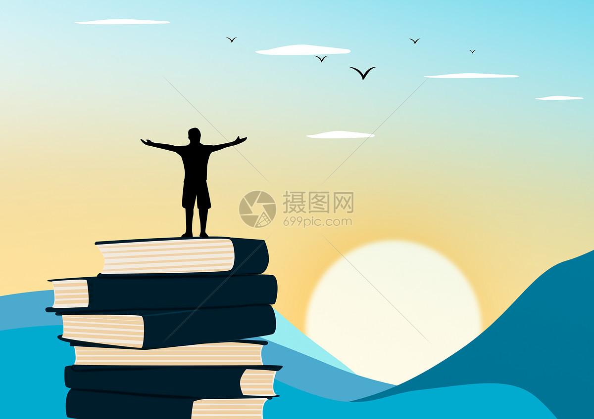 书的阶梯图片素材_免费下载_psd图片格式_vrf高清图片