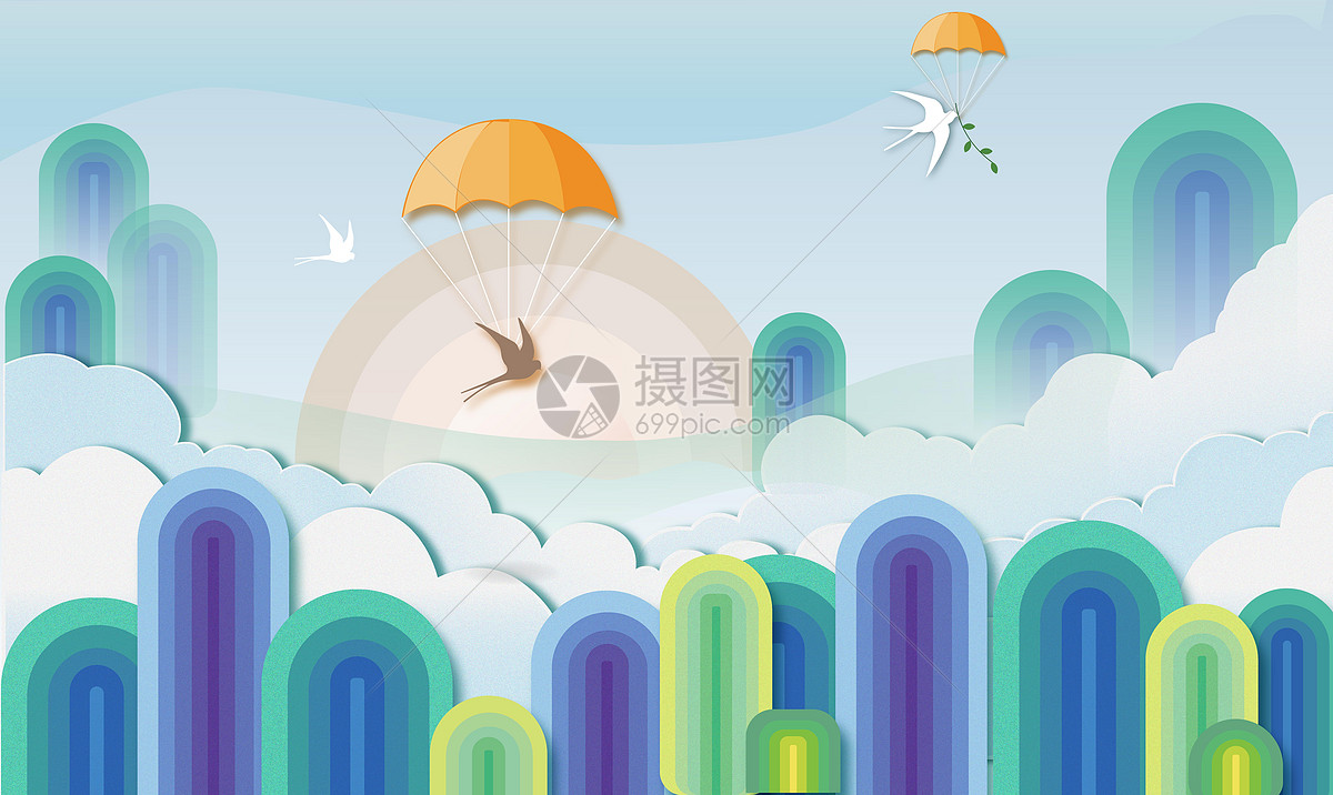远山背景图片素材_免费下载_ai图片格式_vrf高清图片