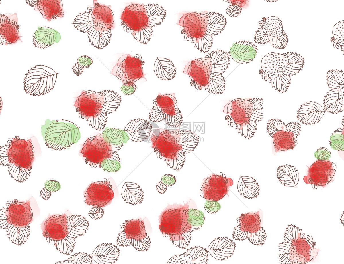 花瓣 举报 标签: 水彩草莓背景水彩水果小清新夏日可爱水彩草莓图片