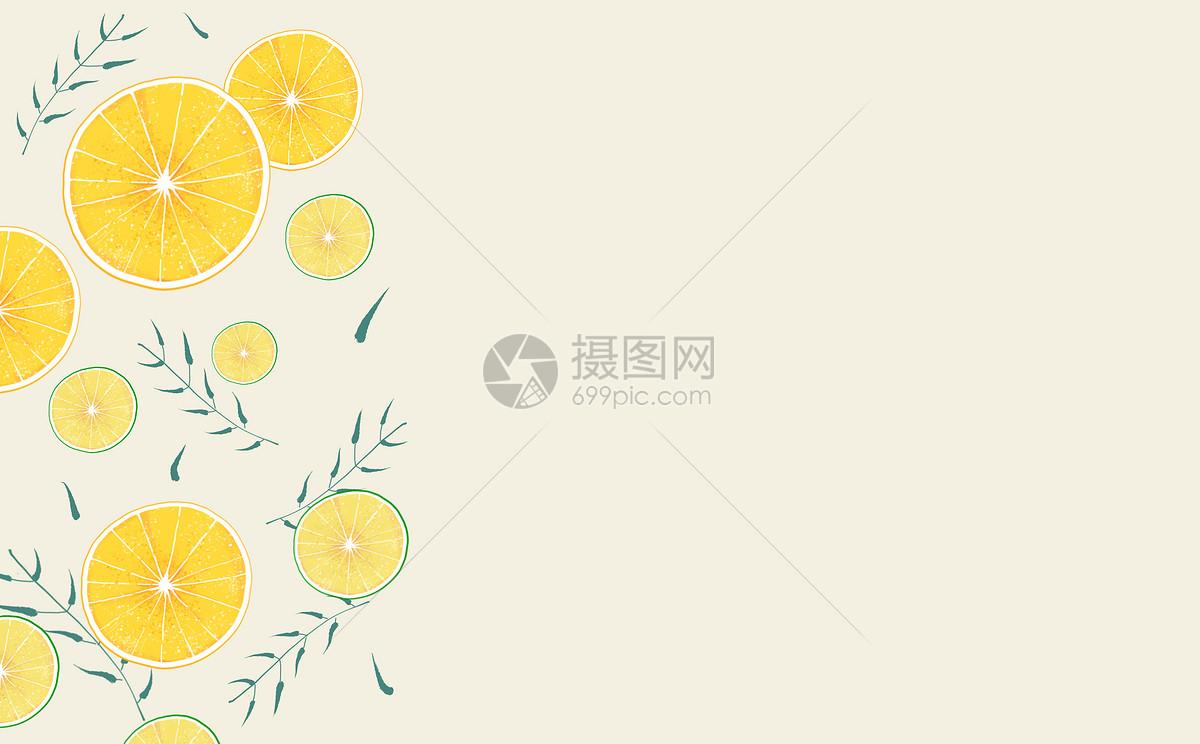 花瓣 举报 标签: 二分之一留白可爱夏天小清新树叶橘子橘子背景橘子
