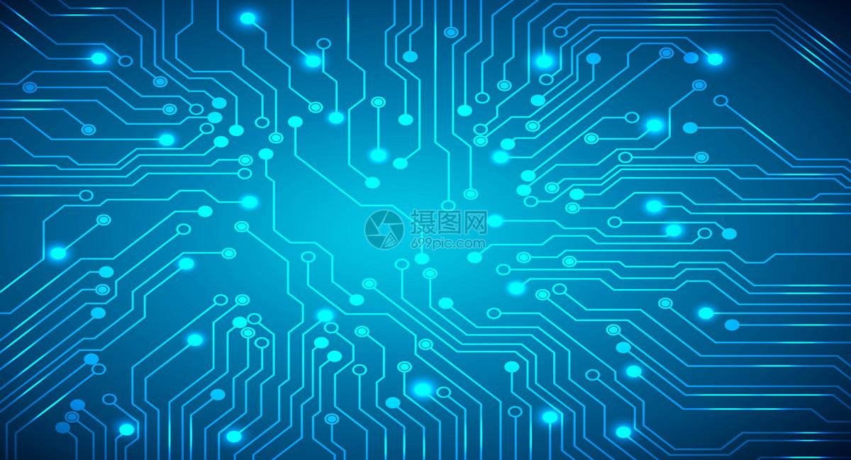 摄图网 创意合成 科学技术 科技电路板背景ai  分享: qq好友 微信朋友