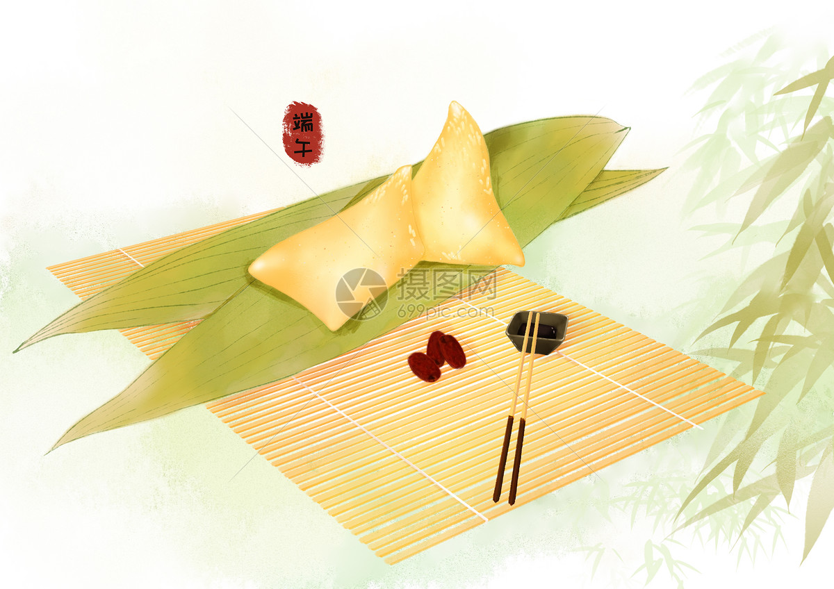 糯米枣香飘图片