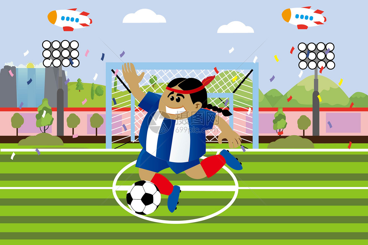 巴拉圭世界杯图片