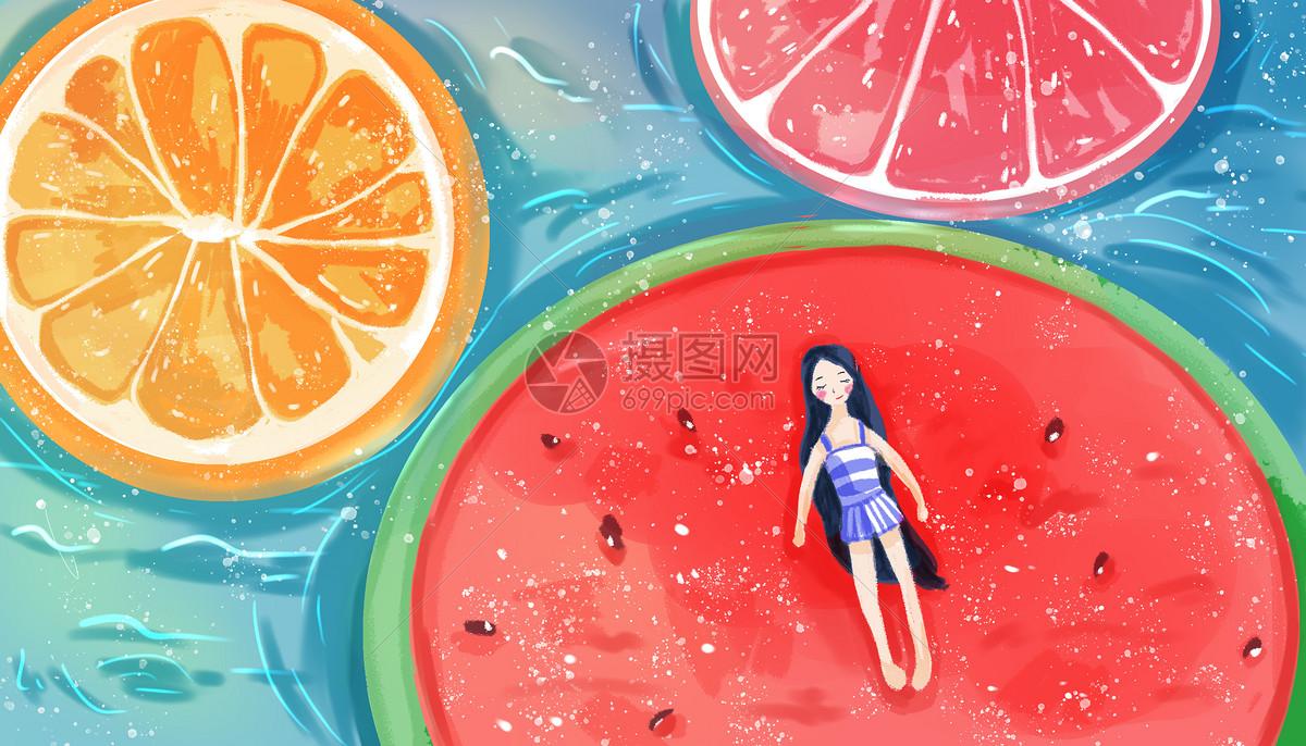 夏之韵图片