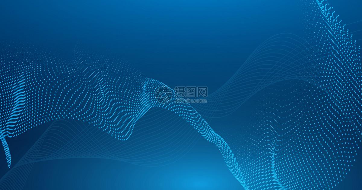 量子科技背景图片