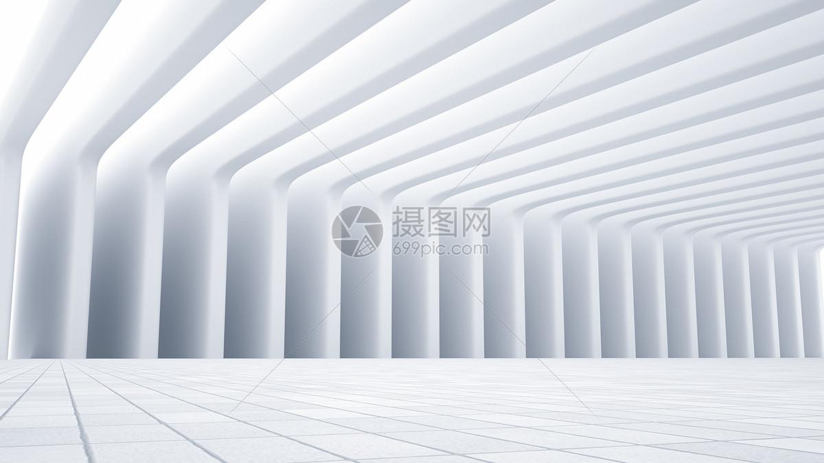 空间结构图片