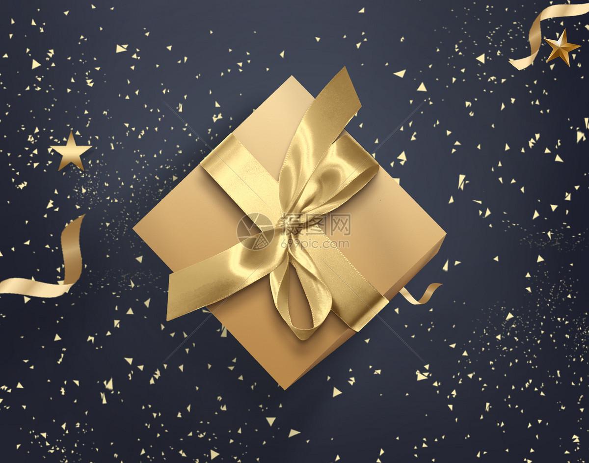 节日礼盒图片