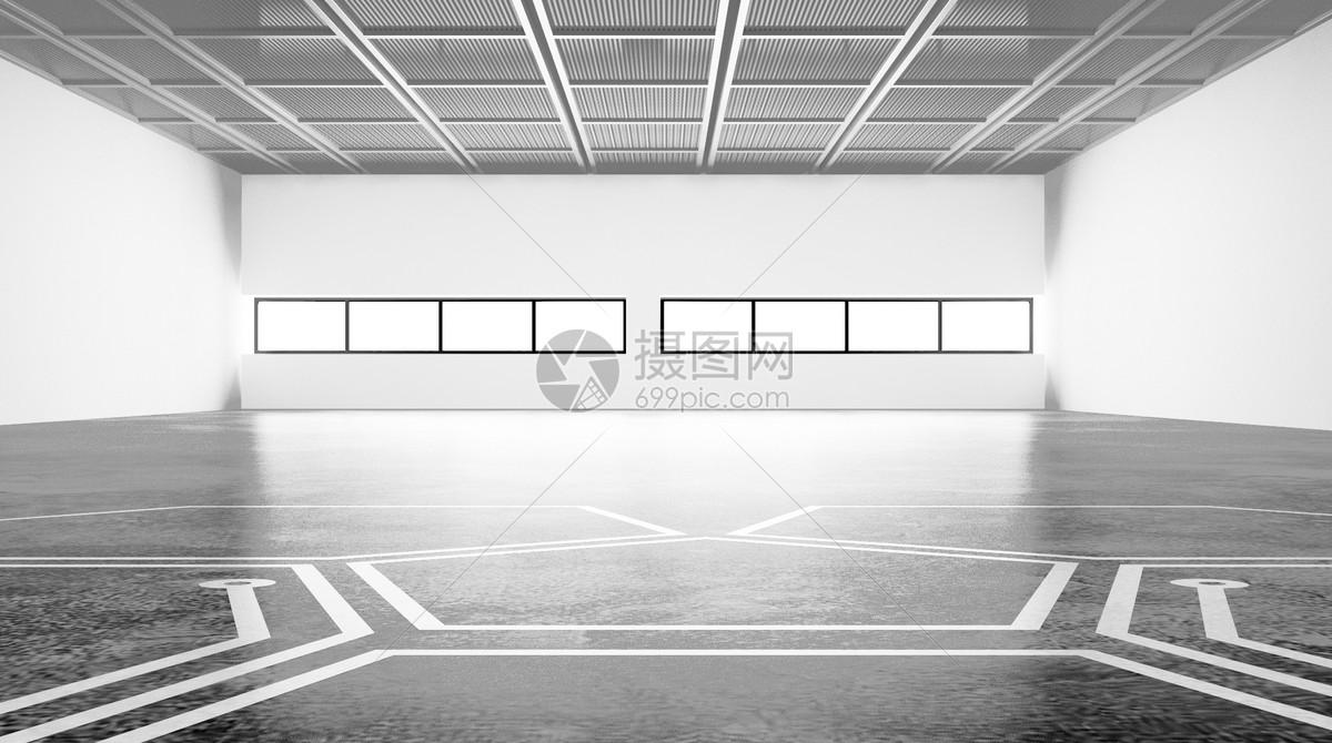 创意建筑空间图片