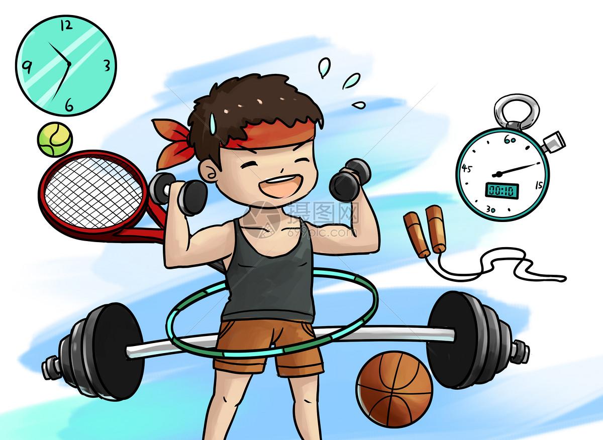 运动健身图片