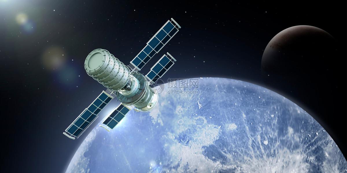 卫星科技图片