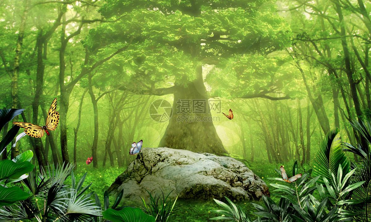 梦幻背景图片