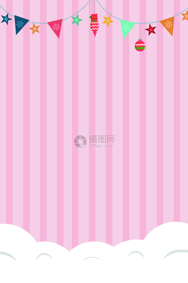 粉色线条背景图片