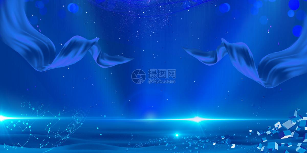 大气科技背景图片