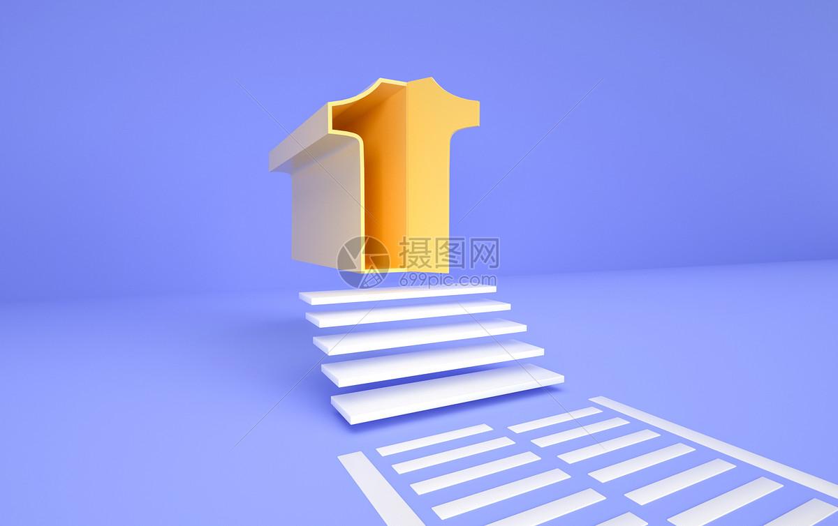 创意场景楼梯图片