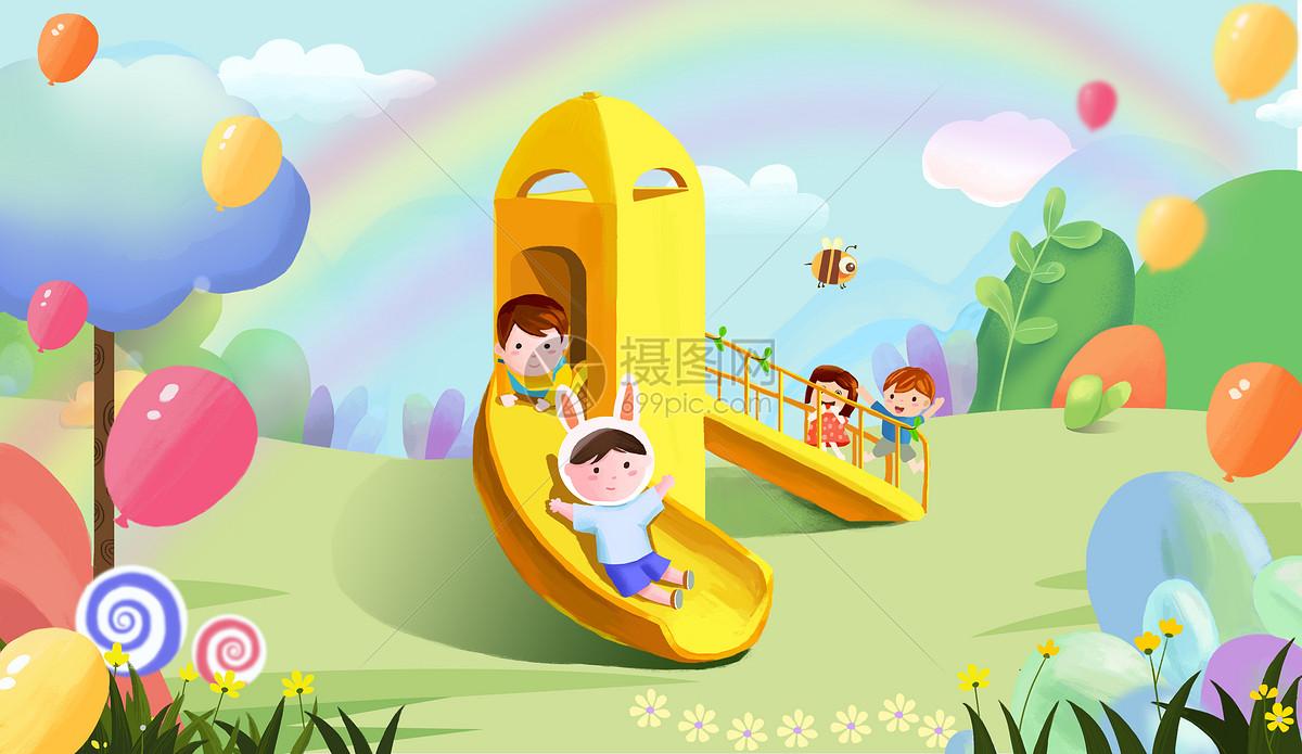 快乐六一儿童节图片
