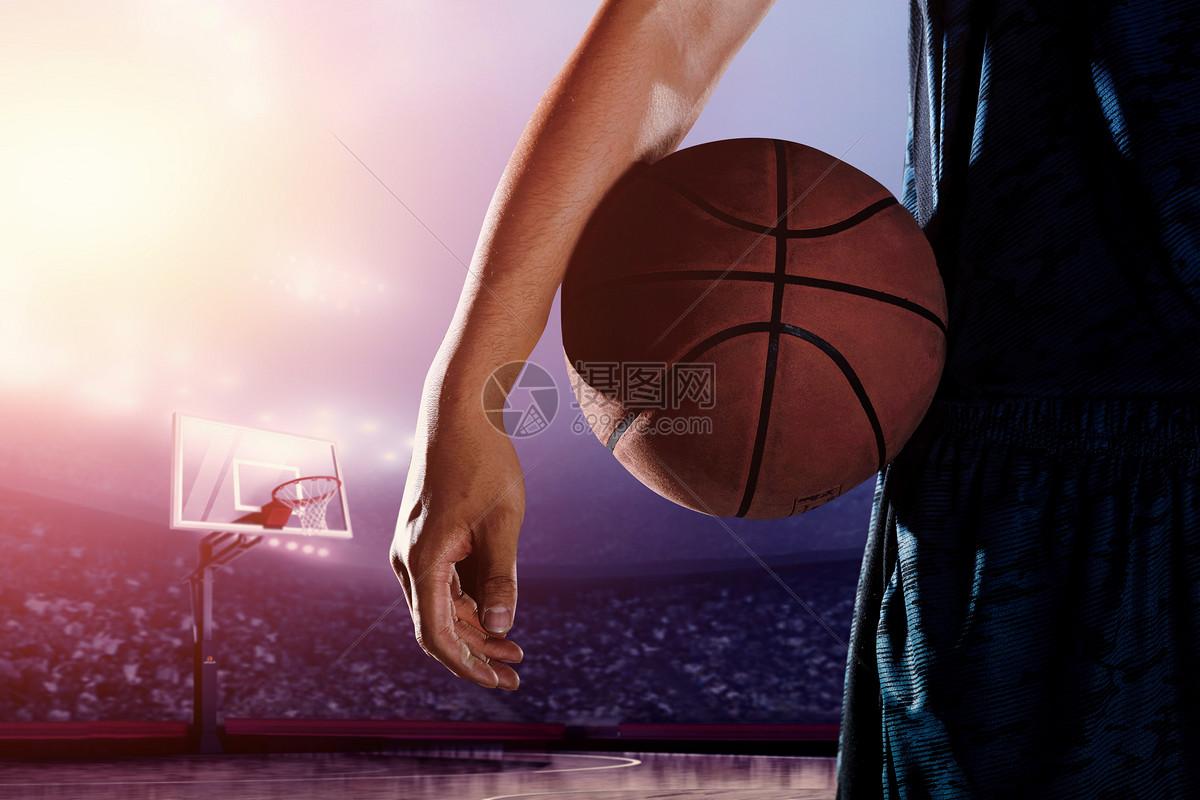 篮球运动图片
