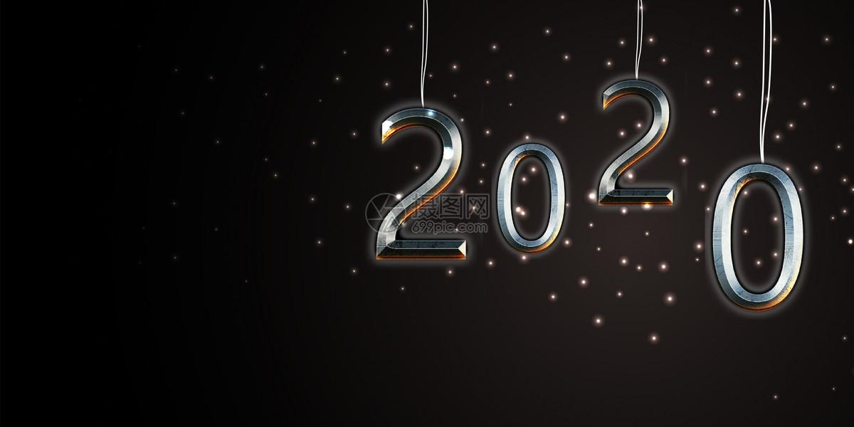 2020背景海报图片