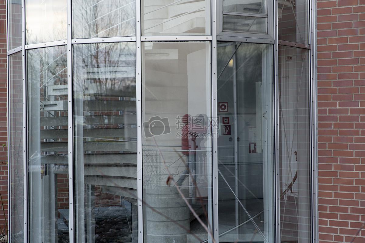商店外的玻璃门图片素材_免费下载_jpg图片格式_高清