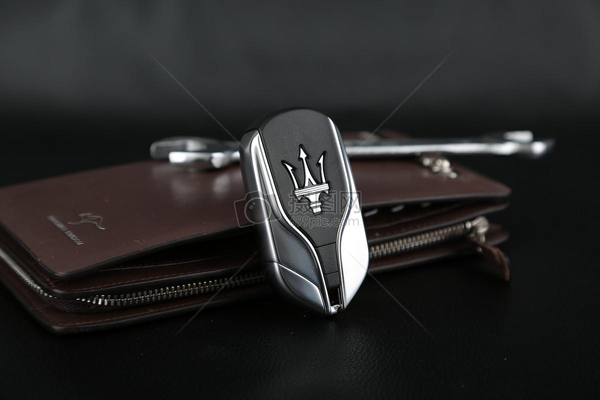 玛莎拉蒂钥匙