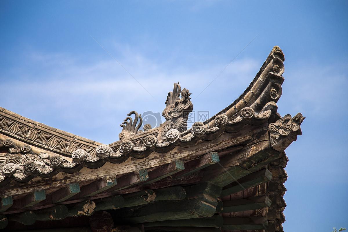 古代屋顶图片素材_免费下载_jpg图片格式_vrf高清图片