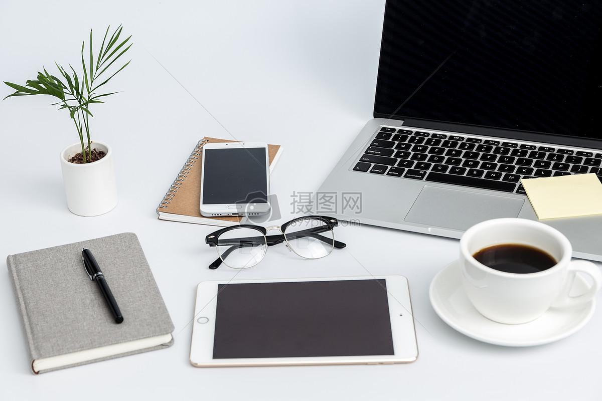 创意学习桌面办公环境摆拍图片素材_免费下载_jpg图片