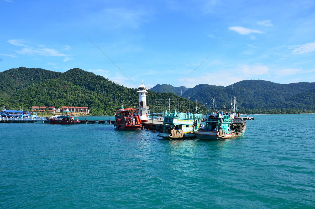 渔港老码头旅游休闲区