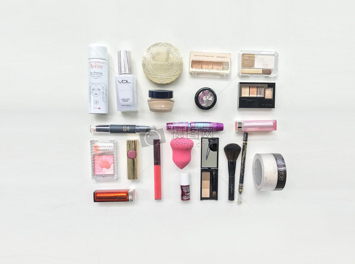 化妆品摆拍图片素材_免费下载_jpg图片格式_vrf高清