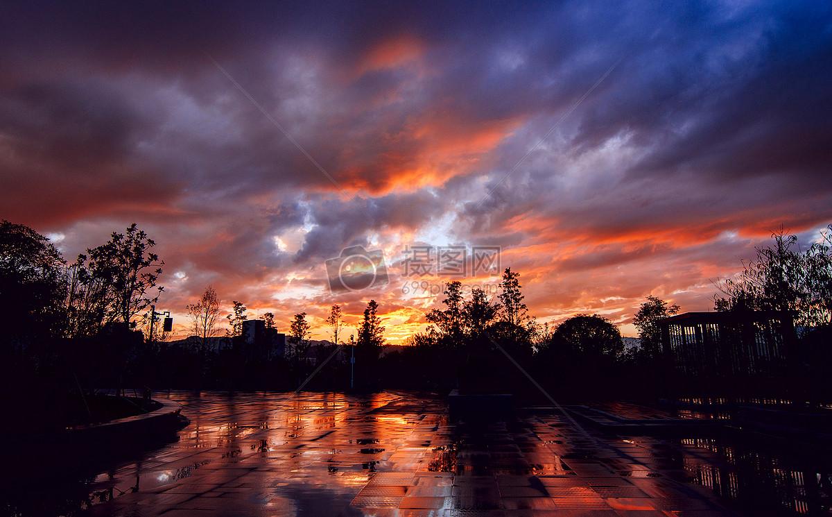 照片 自然风景 平湖万州jpg